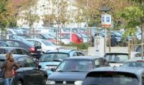 07.10.2013., Zagreb - Na parkiralistu kod Paromlina u blizini Koncertne dvorane Vatroslava Lisinskog pocinje se naplacivati parkiranje. Cijena parkiranja je deset kuna za 12 sati parkiranja, od 6 do 18 sati, odnosno pet kuna za nocno parkiranje od 18 do 6 sati. Photo: Luka Stanzl/PIXSELL